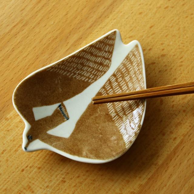 印判手豆皿