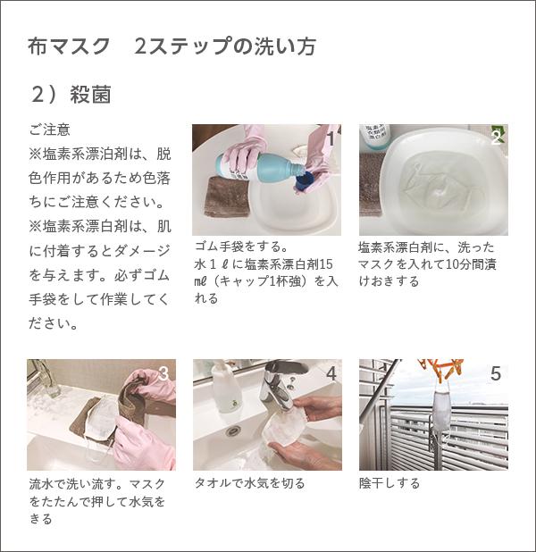 何で 洗う マスク 不織布マスクは洗える?再利用はできる?にメーカー「洗うと効果が落ちる」